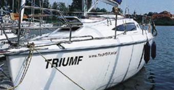 Test jachtu Mors 870 Triumf - Dla rodziny i do czarteru