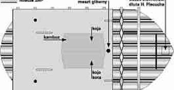 Jak zbudowaliśmy tratwę z siedmiu sekwojowych pni