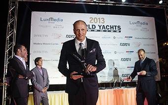 Francis Lapp odznaczony nagrodą Jachtowego Przedsiębiorcy Roku