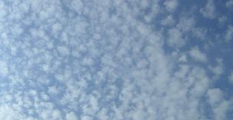Praktyczna meteorologia: CIRROCUMULUS
