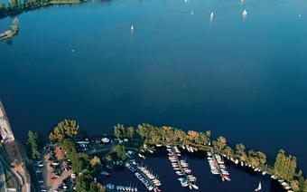 Jezioro Zegrzyńskie - znane i nieznane, Zegrze