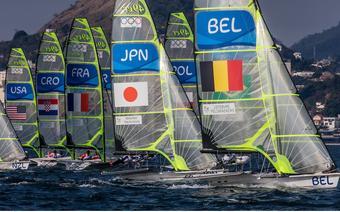 Rio 2016 49er ogolne