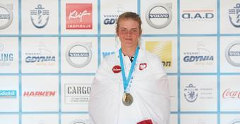 Wiktoria Gołębiowska mistrzynią Europy juniorek