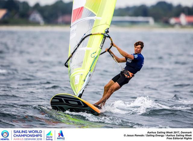 Tarnowski drugi w Test Event klas olimpijskich